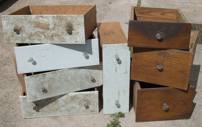 How To Repurpose Old Drawers Don T Throw Out The From An